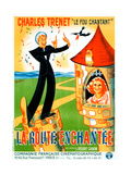 THE ENCHANTED HIGHWAY  (LA ROUTE ENCHANTEE)  French poster  1938