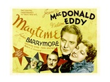 MAYTIME  from left: Herman Bing  John Barrymore  Nelson Eddy  Jeanette Macdonald  1937