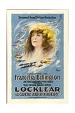 THE GREAT AIR ROBBERY  Francelia Billington  1919