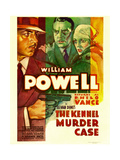 THE KENNEL MURDER CASE  William Powell  Mary Astor  1933