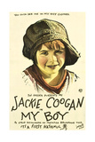 MY BOY  Jackie Coogan  1921