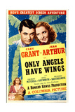 ONLY ANGELS HAVE WINGS  Cary Grant  Jean Arthur  1939