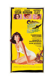 Suddenly Last Summer  Elizabeth Taylor  Katharine Hepburn  Montgomery Clift  1959