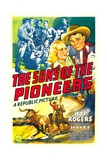 SONS OF THE PIONEERS  from top left: Sons of the Pioneers  Maris Wrixon  Roy Rogers  1942