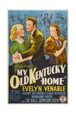 MY OLD KENTUCKY HOME  from left: Clara Blandick  Grant Richards  Evelyn Venable  1938