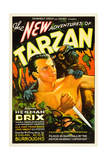 THE NEW ADVENTURES OF TARZAN  Herman Brix [aka Bruce Bennett]  1935