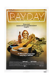 PAYDAY  US poster  from left: Rip Torn  Ahna Capri  1973