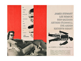 ANATOMY OF A MURDER  from left  Lee Remick  James Stewart  Ben Gazzara  1959