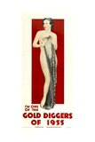GOLD DIGGERS OF 1933  poster art  1933