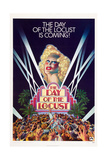 THE DAY OF THE LOCUST  US poster  Karen Black  1975