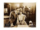 THE MASTER MYSTERY  from left: Harry Houdini  Marguerite Marsh  1920
