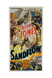 SANDFLOW  top right: Buck Jones  1937