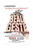 BEAU GESTE  US poster  1966
