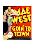 Goin' To Town  Mae West  1935