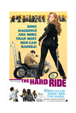 THE HARD RIDE   (from left): Robert Fuller  Sherry Bain  1971