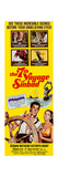THE 7TH VOYAGE OF SINBAD  bottom l-r: Kerwin Mathews  Kathryn Grant on insert poster  1958
