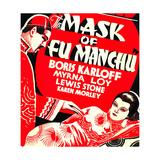 The Mask of Fu Manchu  Boris Karloff  Myrna Loy  1932