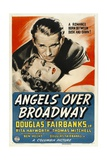 ANGELS OVER BROADWAY  from top: Douglas Fairbanks  Jr  Rita Hayworth  1940