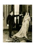 SHACKLES OF GOLD  left: William Farnum  1922