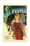 Cat People  Simone Simon  1942