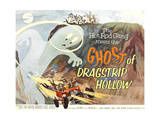 GHOST OF DRAGSTRIP HOLLOW  poster art  1959