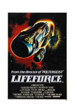 LIFEFORCE  Australian poster  1985 © Cannon Films/courtesy Everett Collection