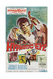THE HYPNOTIC EYE  Jacques Bergerac  1960