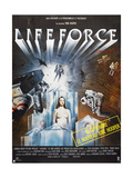 LIFEFORCE  French poster  1985 © Cannon Films/courtesy Everett Collection