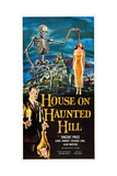 The House on Haunted Hill  Vincent Price  1959