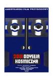 2001: A SPACE ODYSSEY  (aka 2001 ODYSEJA KOSMICZNA)  Polish poster  1968