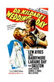 DR KILDARE'S WEDDING DAY: '8  The Case Of The Terrified Musician!'  Lew Ayres  Laraine Day  1941