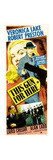 THIS GUN FOR HIRE  top from left: Veronica Lake  Alan Ladd  bottom left: Laird Cregar  1942