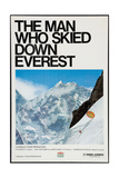 THE MAN WHO SKIED DOWN EVEREST  Yuichiro Miura  1975