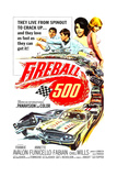 FIREBALL 500  from left: Frankie Avalon  Fabian  Annette Funicello  Julie Parrish  1966