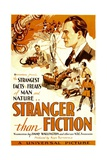STRANGER THAN FICTION  top right: Jimmy Wallington  1934