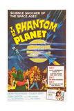 THE PHANTOM PLANET  1961