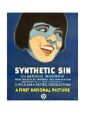 SYNTHETIC SIN  Colleen Moore  1929