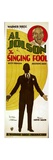 THE SINGING FOOL  top and bottom: Al Jolson  1928