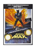 MAD MAX  French poster  1979 © Warner Bros/courtesy Everett Collection