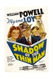 SHADOW OF THE THIN MAN  Myrna Loy  William Powell  Dickie Hall  Asta  1941