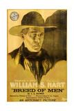 Breed of Men  William S Hart  1919