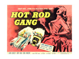 HOT ROD GANG  1958