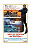 THE MECHANIC  Charles Bronson  1972
