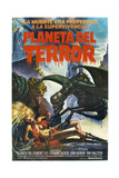 GALAXY OF TERROR (aka PLANETA DEL TERROR)