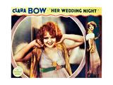HER WEDDING NIGHT  Clara Bow  1930