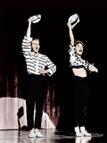 DAMN YANKEES  from left: Bob Fosse  Gwen Verdon  1958