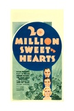 20 MILLION SWEETHEARTS (aka TWENTY MILLION SWEETHEARTS)