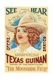 THE MOONSHINE FEUD  Texas Guinan  1920