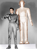 THE DAY THE EARTH STOOD STILL  Michael Rennie  1951
