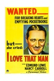 I LOVE THAT MAN  Edmund Lowe  1933